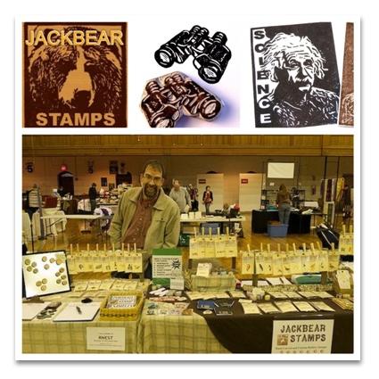 Jack Bear Stamps