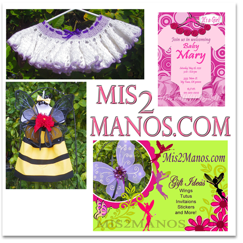 M2M Party Designs & Mis Manos