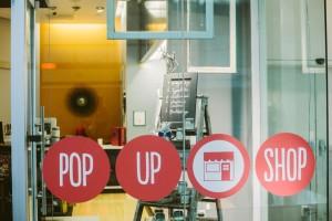 the storefront, tristan pollock, erik eliason, pop up store, pop-up shops