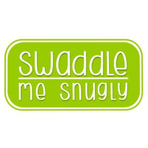 swaddle me snugly logo