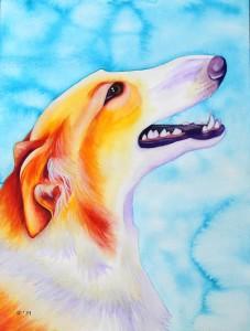 rachel's pet paintings logo
