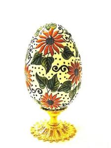 Egg Art by Angela