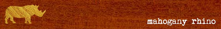 mahogany rhino logo