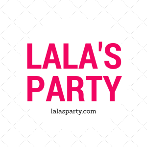 etsy shop lala's party