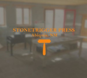 stonetrigger press, etsy shop