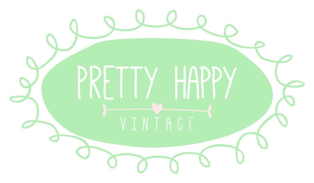 etsy shop pretty happy vintage