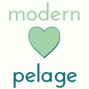 etsy shop modern pelage