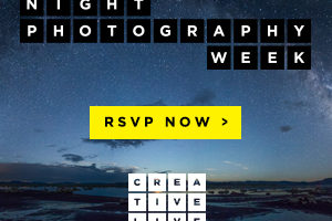 CreativeLive FREE Night Photography Week – 9/12-9/16/2016