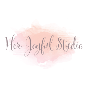 etsy shop her joyful studio