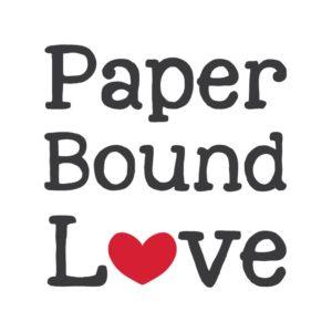 etsy shop paper bound love