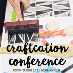 craftcation 2017