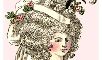 182 ~ Combining Humor & Victorian Style w/Betsy Hoffman of Pretty Girl Postcards