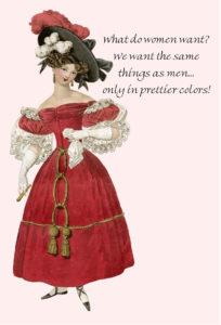 pretty girl postcards, etsy shop