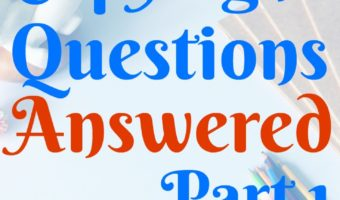 186 ~ Your Etsy Copyright Questions Answered Pt.1 w/Jared Haynie, J.D.