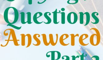 187 ~ Your Etsy Copyright Questions Answered Pt.2 w/Jared Haynie, J.D.