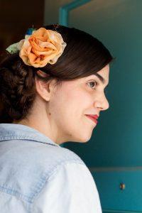 one blushing bride, alisha jemelian