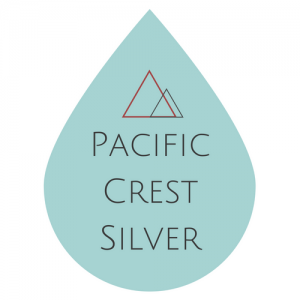 pacific crest silver etsy