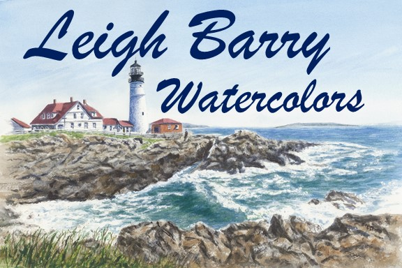 leigh barry watercolor