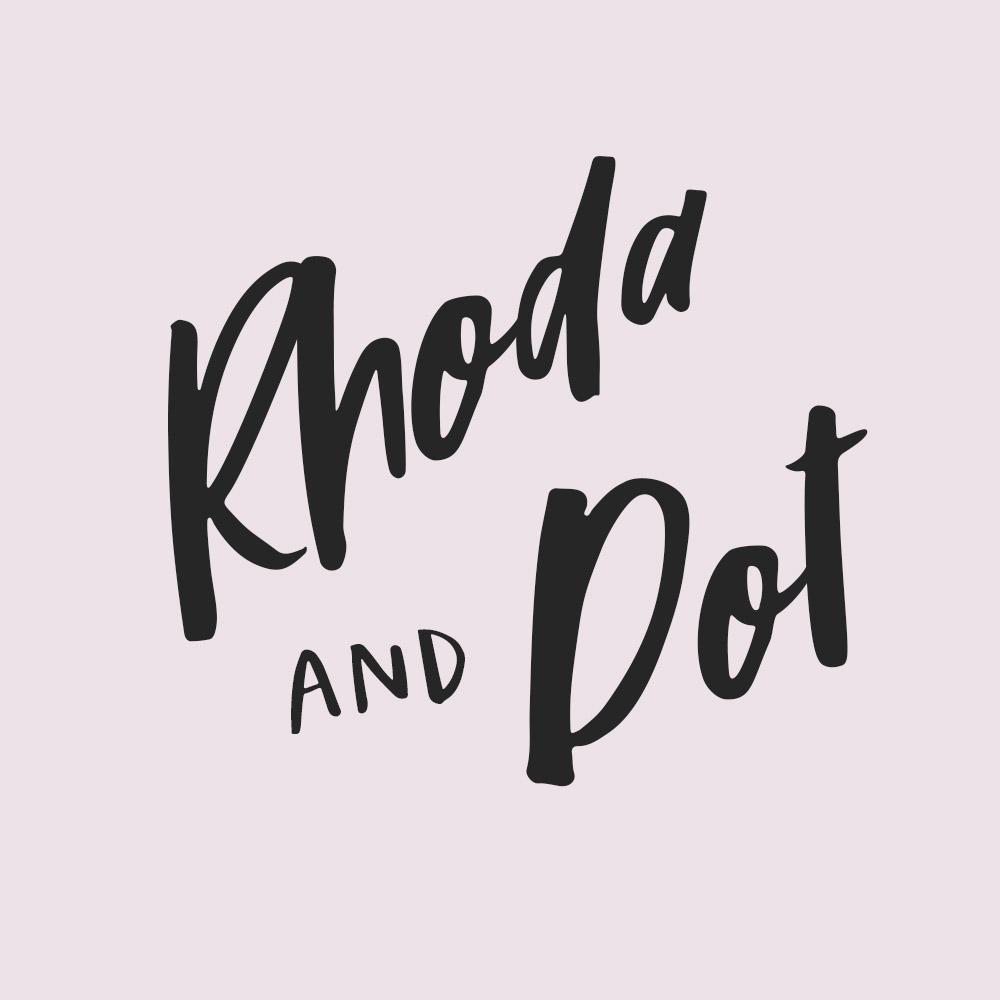 rhoda and dot studio logo